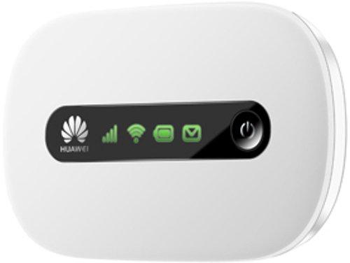 Huawei E5220 Mobiler Wifi WLAN-Router (deutsche Version, bis zu 10 WLAN-Zugänge, 5s Boot-Zeit, HSPA+) weiß - 3