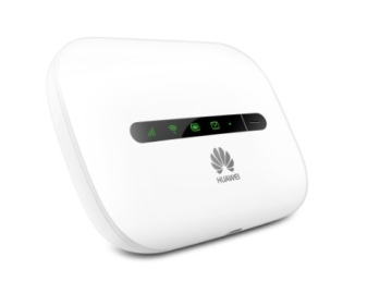 Huawei E5330 3G Mobile WiFi Hotspot Router (21,6 Mbit/s, HSPA+, 900/2100 MHz) weiß - 6