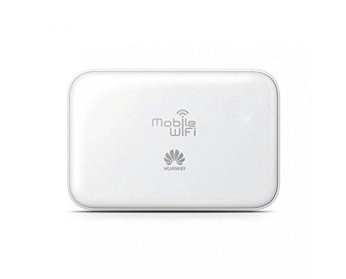 Huawei E5730 WiFi-Hotspot (WLAN, 42 MBit/s, HSUPA, USB, LAN) weiß - 2