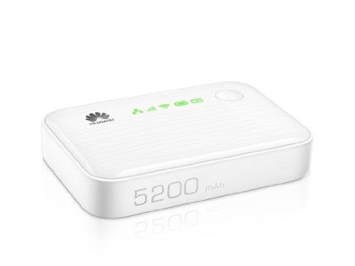 Huawei E5730 WiFi-Hotspot (WLAN, 42 MBit/s, HSUPA, USB, LAN) weiß - 6