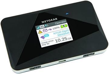 Netgear AC785-100EUS AirCard 4G LTE Mobile Hotspot - 4